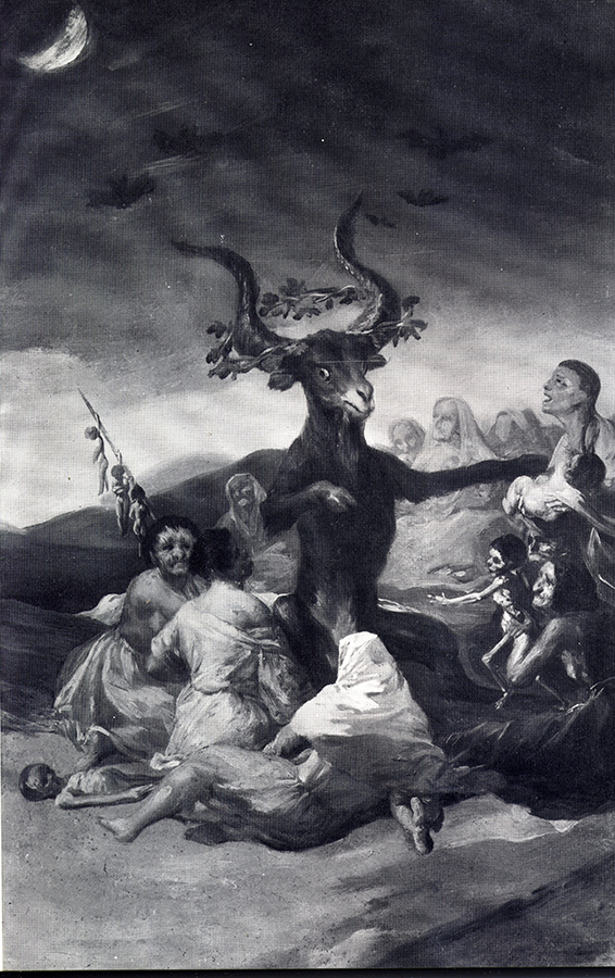 Goya-The-Sabbat-1794-detail