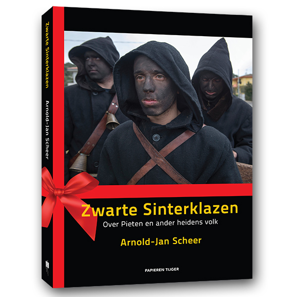 Zwarte-Sinterklazen-Boek